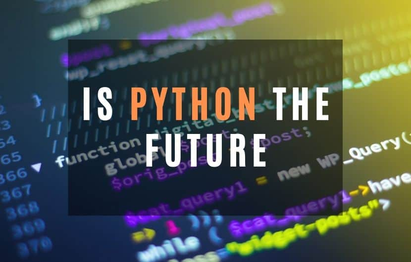 Is Python the Future