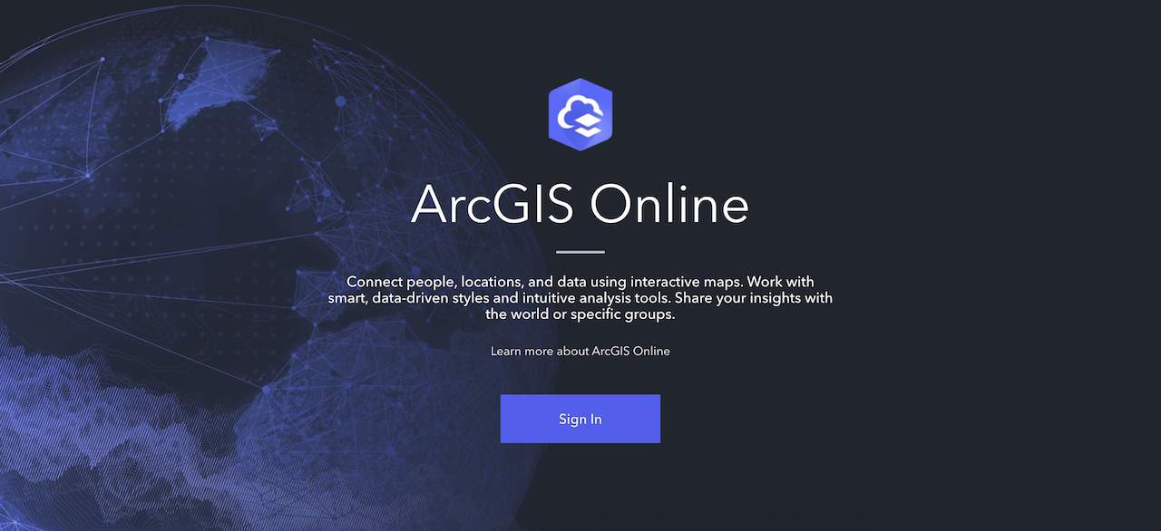 how to learn arcgis online