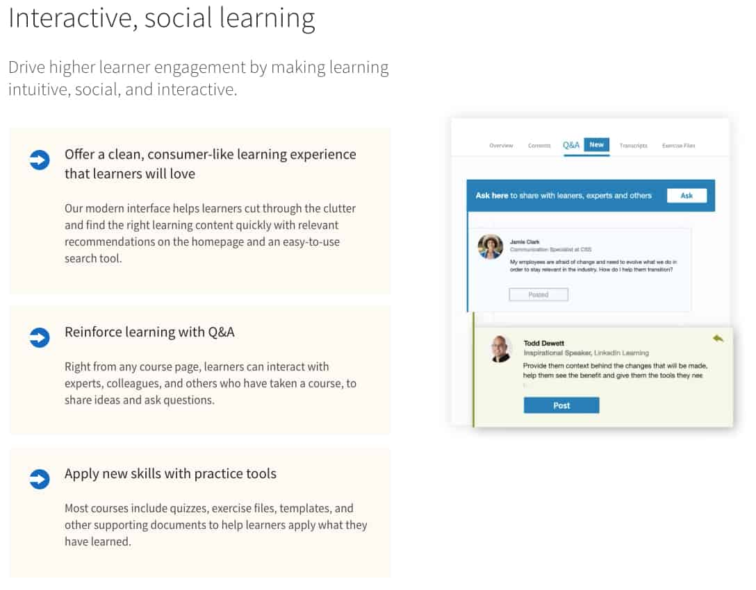 Interactive social learning