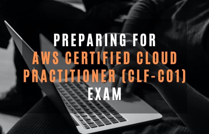 AWS Certified Cloud Practitioner cert