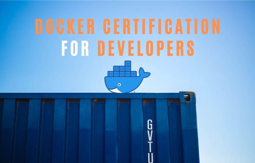 Docker Certification for Developers