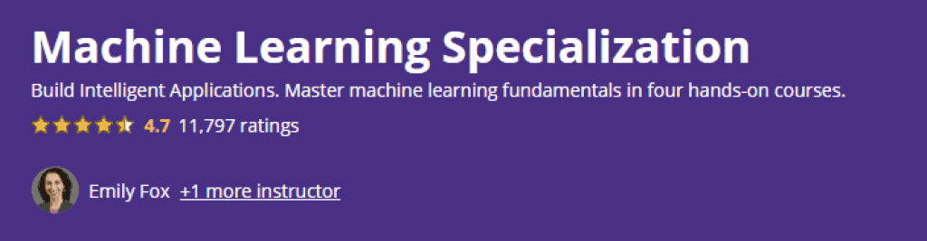 Machine Learning Specialization